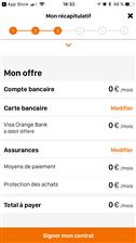 Orange Bank Création Compte