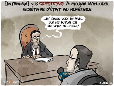 Nos questions à Mounir Mahjoubi, secrétaire d'État au Numérique