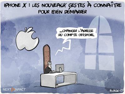 Paradise Papers : Apple défend la légalité de ses optimisations fiscales