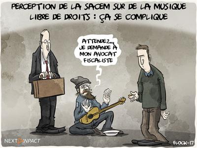 En appel, Jamendo s'oppose à la redevance sur la musique « libre de droits »