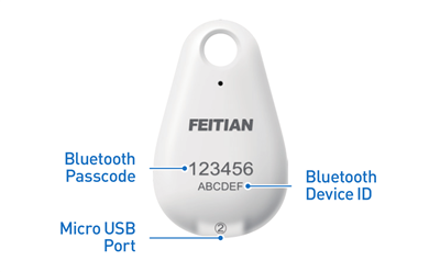 Feitian Multipass FIDO U2F