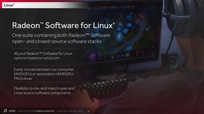 AMD Radeon Adrenalin Linux