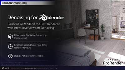 AMD Radeon Adrenalin Pro