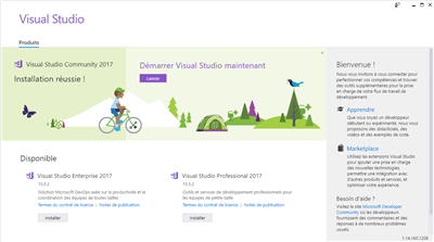 Visual Studio Community