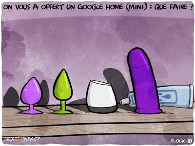 On vous a offert un Google Home (Mini) : que faire, comment le configurer ?