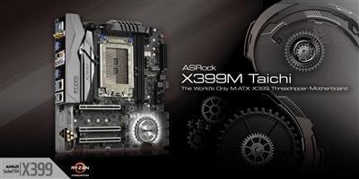 ASRck X399M Taichi