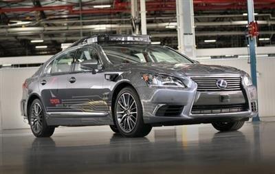 Toyota Plateforme 3.0
