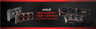 AMD Radeon Vega 2018