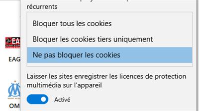 Edge Cookies