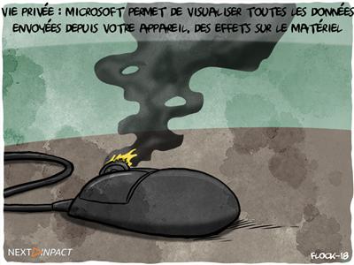 Microsoft veut aller plus loin sur la vie privée, notamment avec un explorateur de télémétrie