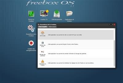 Freebox OS 3.5