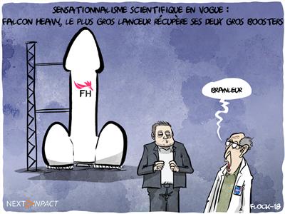 De la cape d'invisibilité à SpaceX, la malheureuse « peopolisation » de l'actualité scientifique