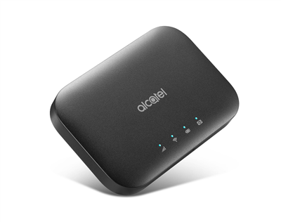 Alcatel hot spot 4G MWC 2018