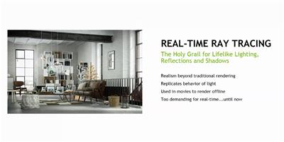 NVIDIA DirectX Raytracing