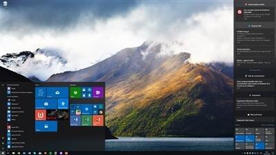 Windows 10 fluent design SCU