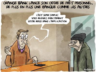 Orange Bank lance son offre de prêt personnel, de 500 à 75 000 euros