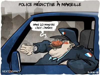 Big Data de la tranquillité : le Minority Report de Marseille