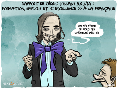 Intelligence artificielle : décortiquons les 235 pages du rapport de Cédric Villani