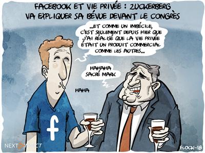 Facebook et la vie privée : le jour d'après