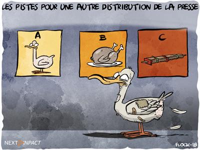 Réorganisation, Arcep, loi Bichet du numérique : les pistes pour une autre distribution de la presse