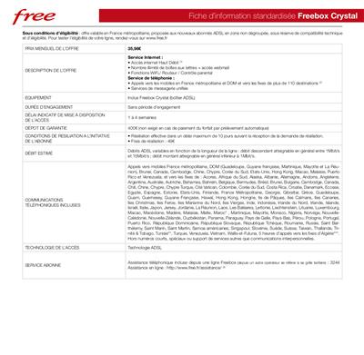 Offres Freebox sans engagement 1044 Mai 2018