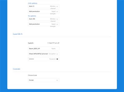 Xiaomi Mi Router 3 Fonctionnalités