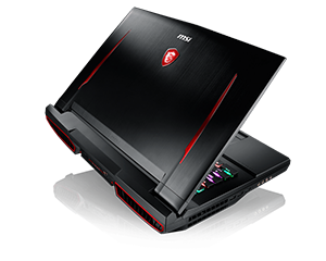 MSI GT75 Titan 8RG Gaming Laptop