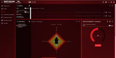 Netgear Nighthawk Pro Gaming XR500 QoS