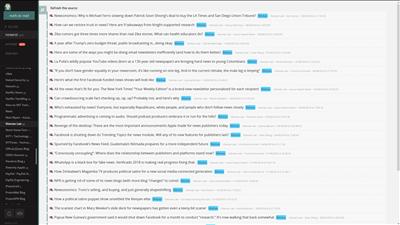 Selfoss RSS