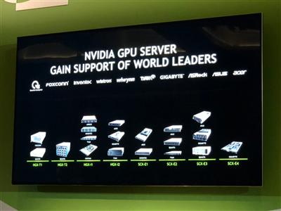 NVIDIA HGX Offre serveur