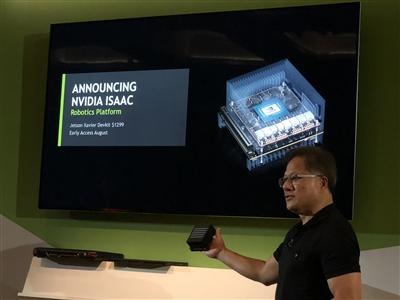 NVIDIA Computex 2018