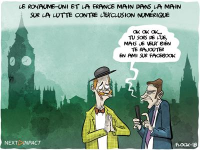Le Royaume-Uni et la France main dans la main sur le numérique