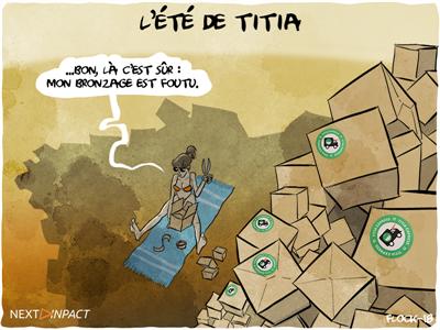 L'été de Titia