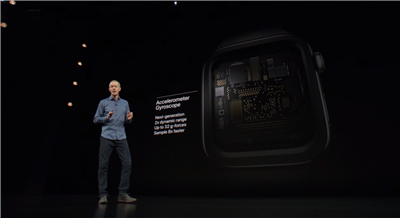 Conférence Apple 12 septembre Apple Watch