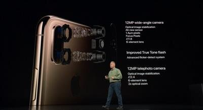Conférence Apple 12 septembre iPhone Xs