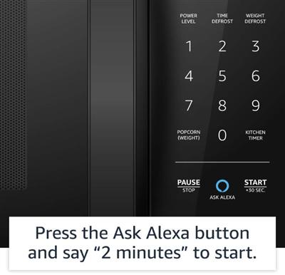 Alexa Micro-onde