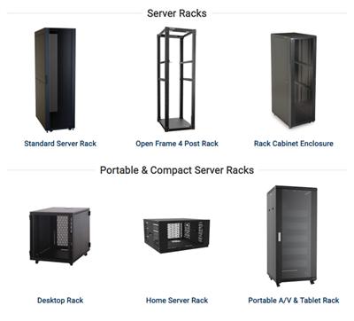 Racks Serveurs