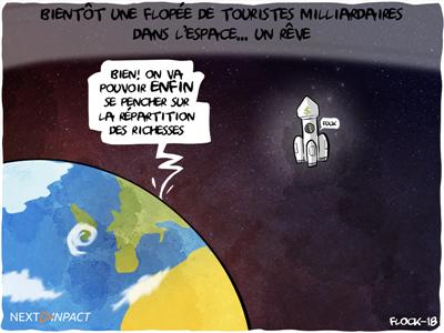 Selon Richard Branson, Virgin Galactic sera dans l'espace dans « quelques semaines »