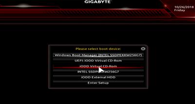 IODD 2531 Boot ISO