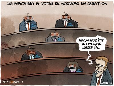 Vote par Internet et machines à voter : le Sénat met la pression au gouvernement
