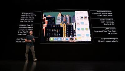 Apple Conf iPad Pro