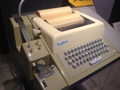 Teletype Corporation ASR-33
