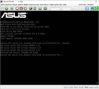 Asus P10S-I IPMI