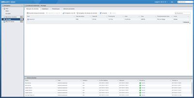VSphere Hypervisor ESXi Découverte