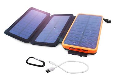 Batterie Externe 24000mAh Chargeur Solaire
