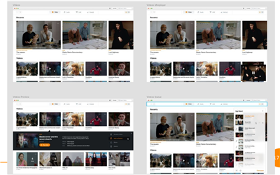 VLC Media Library