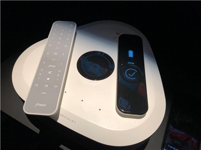 Freebox Delta Player Devialet