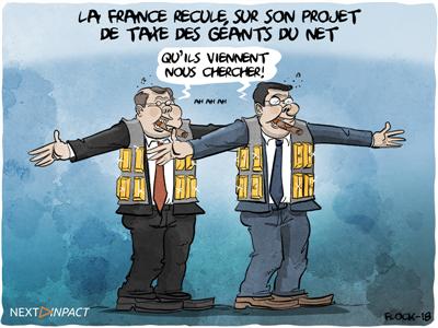 Une taxe sur les GAFAM « dès 2019 » en France