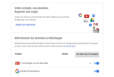 Google Chrome Export Mots de passe