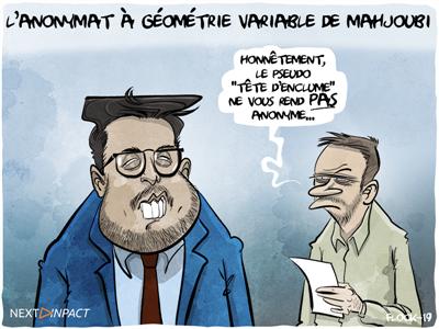 Mounir Mahjoubi :  « Démocratie en ligne ? Zéro anonymat ! »